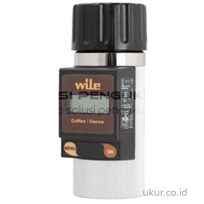 Alat Ukur Kadar Air Kopi dan Kakao WILE CC-1