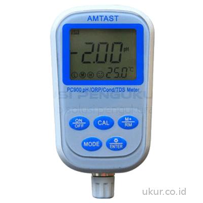 Alat Ukur pH, ORP, Conductivity, TDS Dan Temp meter PC 900