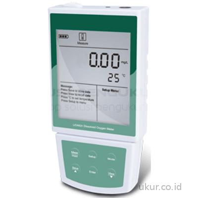 Alat Pengukur Oksigen Terlarut Portable DO-820-821