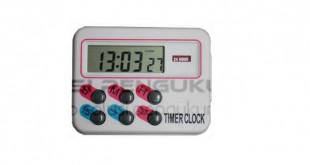 Timer dan Jam Digital AMTAST AMT-202