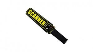 Alat Detektor Body Scanner AMTAST MDX01