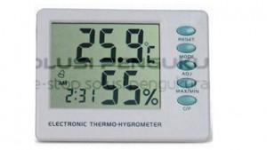 Alat Pengukur Suhu dan Kelembaban AMTAST AMT-106