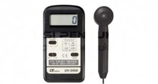 Pengukur Intensitas Cahaya Lutron UV-340A
