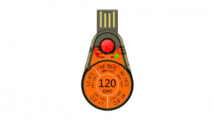 Disposal USB Temperature Data Logger RC-55