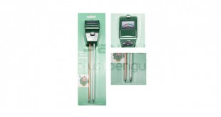 2 IN 1 pH/Moisture Meter AMTAST ETP305