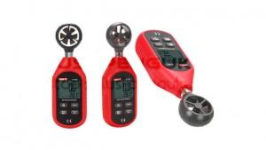 Alat Ukur Kecepatan Angin Mini AMTAST UT363