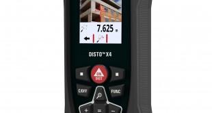 Laser Distance Meter LEICA DISTO X4