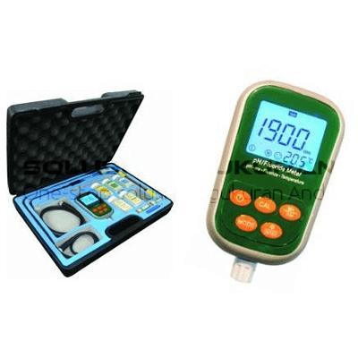 Alat Pengukur pH-Fluoride PF900